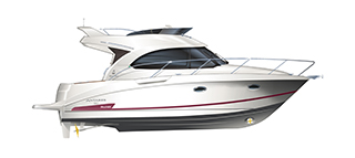 Motorboat Antares In Bord 30 Powerboat Beneteau