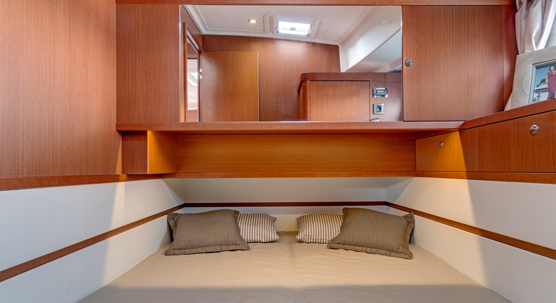 Swift Trawler 44 Cabine