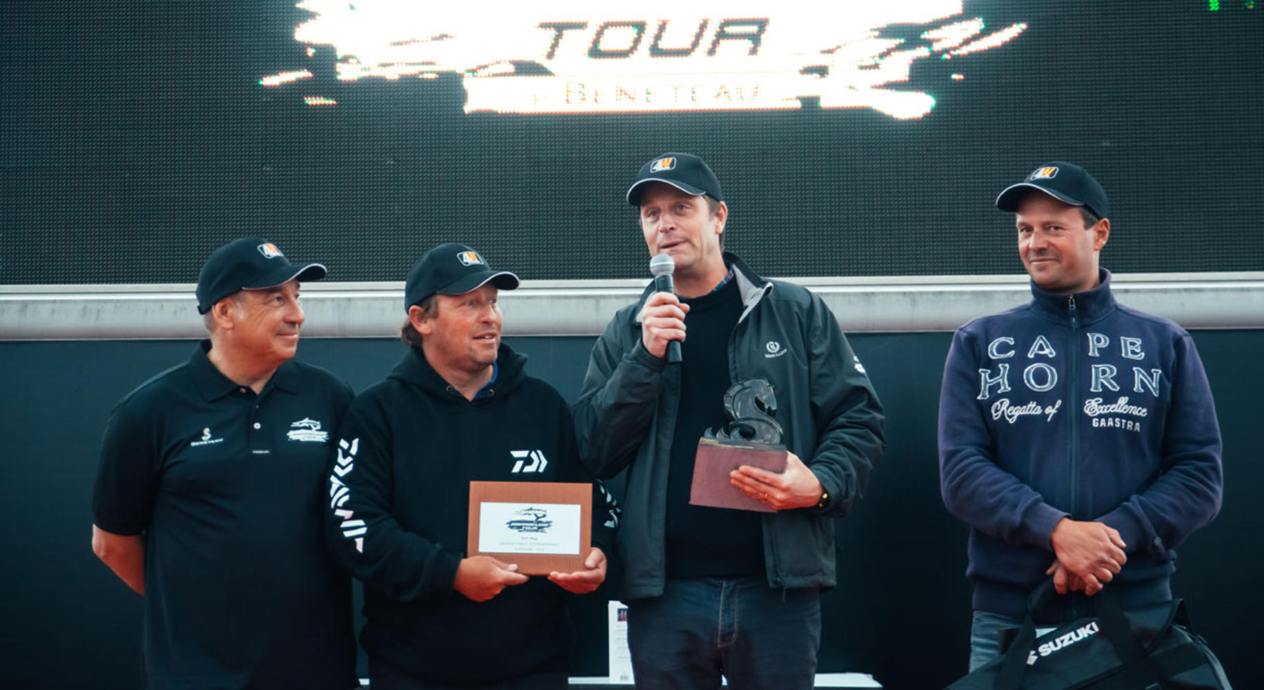 Barracuda Tour la grande Finale