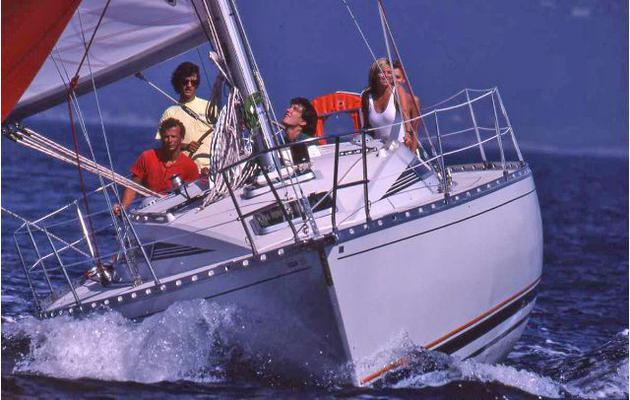 FIRST 375 BENETEAU HERITAGE