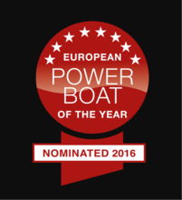 European power boat of the year - nominated 2016
