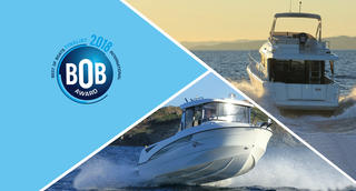 Swift Trawler 35 & Barracuda - BOB AWARDS BENETEAU