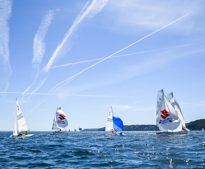 Grand Prix Ecole Navale, BENETEAU, régate, course, First, First 18, First 24